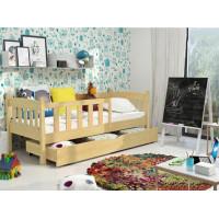 Кровать Ассоль детская из березы
