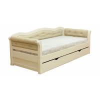 Диван кровать Альфа из березы