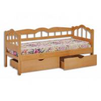 Кровать Эстель детская из березы