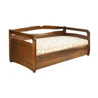 Кровать Омега-12 детская из березы