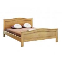 Кровать Каролина из массива березы
