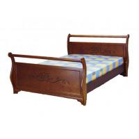 Кровать Велла из массива березы