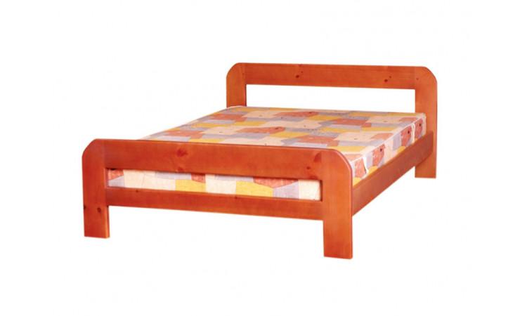 Кровать Алия из массива березы