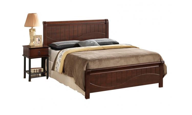 Кровать Бруклин из массива березы