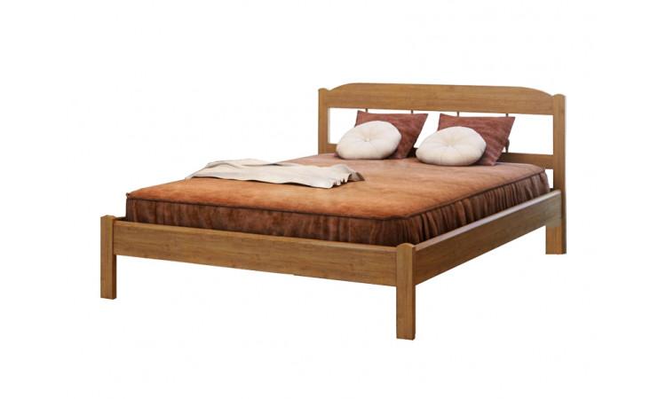 Кровать Дачная-2 из массива березы