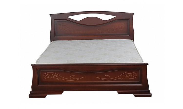 Кровать Дарена из массива березы
