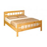 Кровать Эра из массива березы