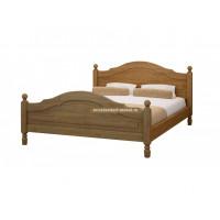 Кровать Филенка из массива березы