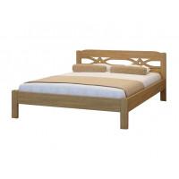Кровать Марта из массива березы