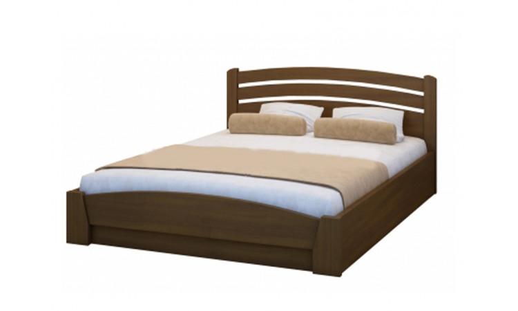 Кровать Милена из массива березы