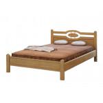Односпальные кровати из массива дерева