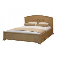 Кровать Нова-2 из березы
