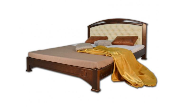 Кровать Омега-2 из массива березы