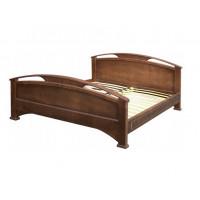 Кровать Омега-4 из массива березы