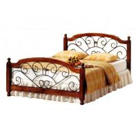 Кровать Прага с ковкой