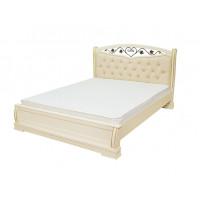 Кровать Сиена с ковкой
