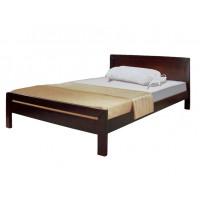 Кровать София из массива березы