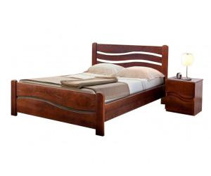 Кровать Вивия из массива березы