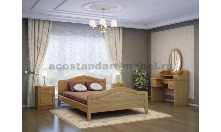 Спальный гарнитур Сатера