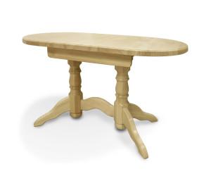 Стол №6 из массива березы