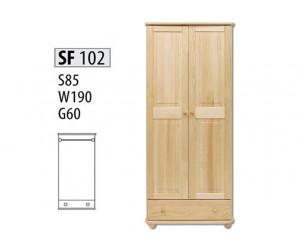 Шкаф №102