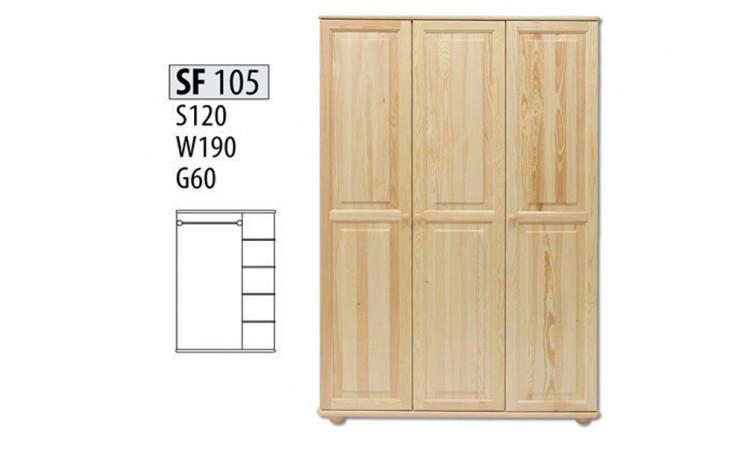 Шкаф №105