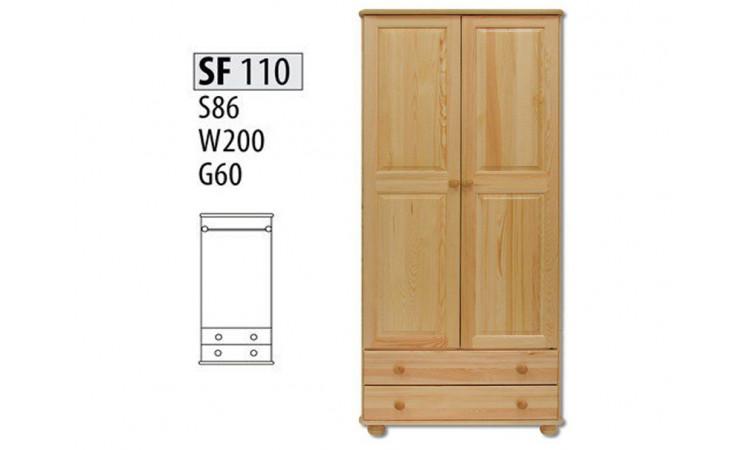 Шкаф №110