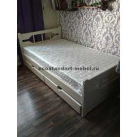 Кровать Эра,слоновая кость