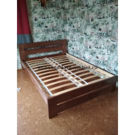 Кровать Аника,венге-2