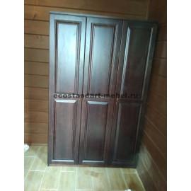 Шкаф 3-х створчатый,венге-3