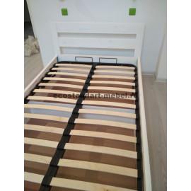 Кровать Аника,цвет белый