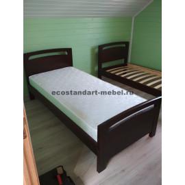 Кровать Бали 90х200,цвет Венге-3
