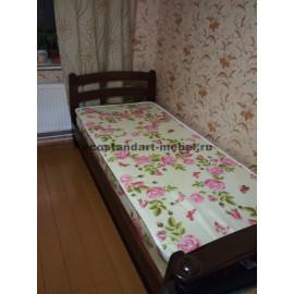 Кровать Ника,старый орех-3