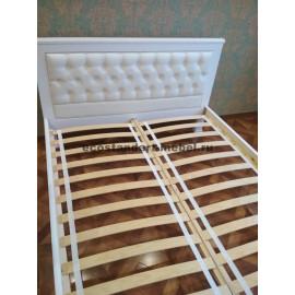 Кровать Омега-6,белая