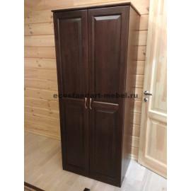Шкаф 2-х створчатый венге-3