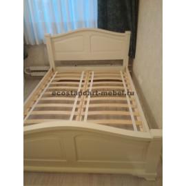 Кровать Европа,слоновая кость