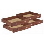 4 ящика с обоих сторон кровати +7 200 руб